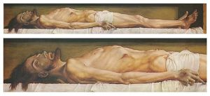 550px-The_Body_of_the_Dead_Christ_in_the_Tomb,_and_a_detail,_by_Hans_Holbein_the_Younger